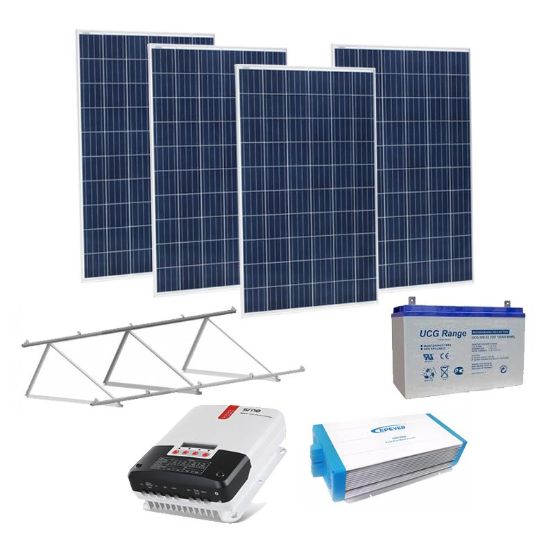 Kit Solar 3000 Wh