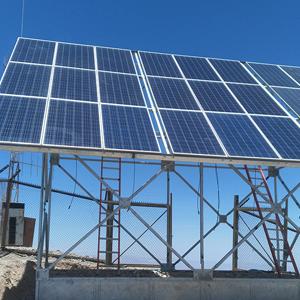 Instalación de paneles solares para ahorro