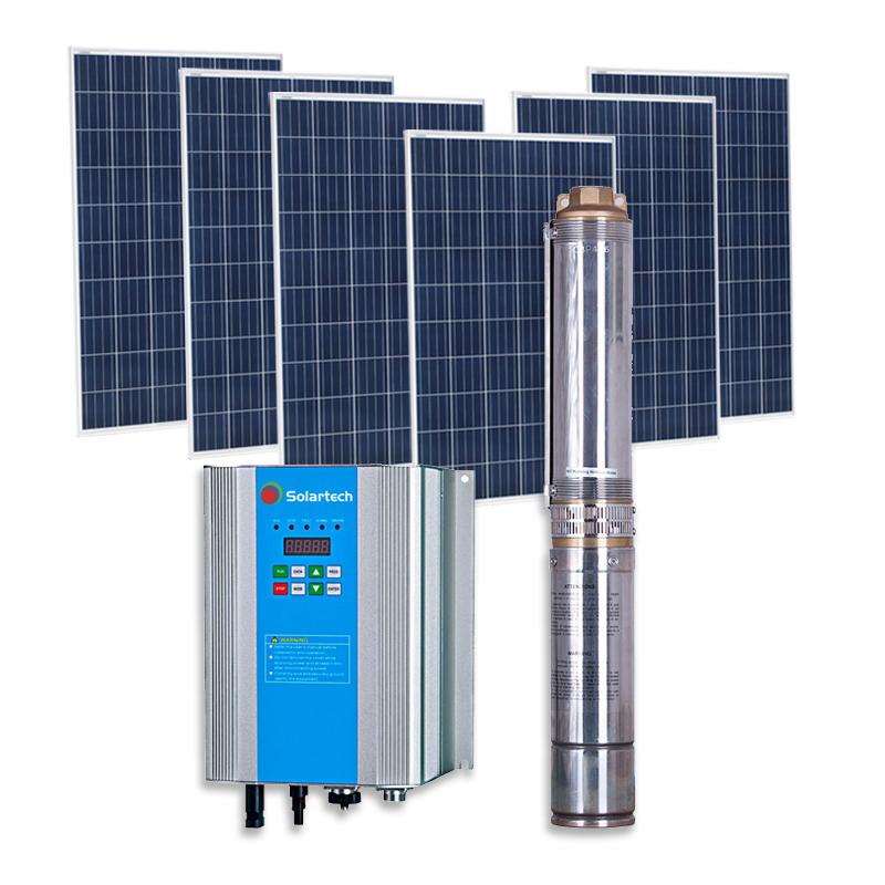 Kit Bombeo Solar 1200w