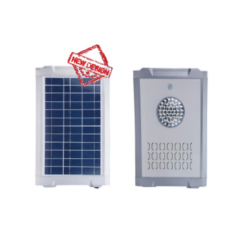 Foco solar led todo en Uno 15W
