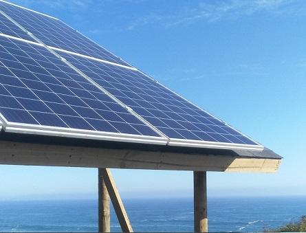 Instalación panel solar para el hogar